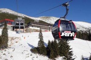 chata kosodevina hotel chopok jasna lyžovanie ubytovanie