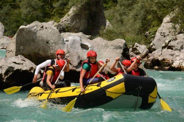 Rafting & Canoyning